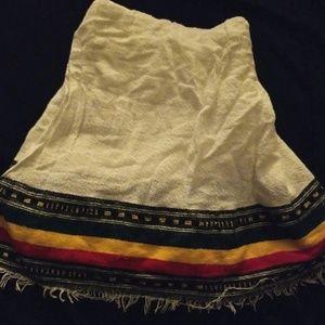 Hand Woven Ethiopian Prayer Shawl
